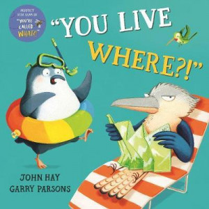 You Live Where?!