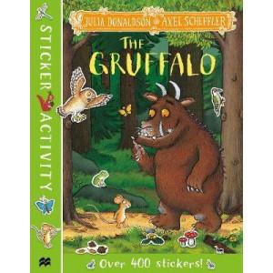 Gruffalo Sticker Book, The