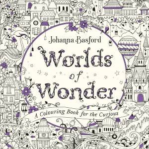 Worlds of Wonder:  Colouring Book for the Curious