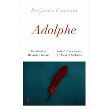 Adolphe (riverrun editions)
