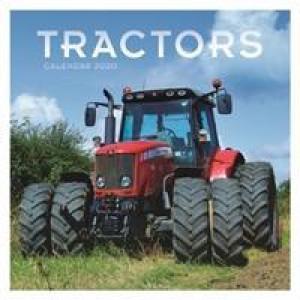 2020 Tractors Calendar
