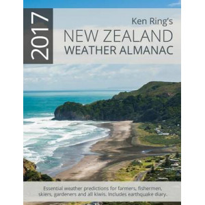 2017 Ken Ring's New Zealand Weather Almanac