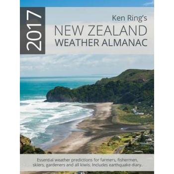2017 Ken Ring's New Zealand Weather Almanac