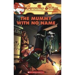 Geronimo Stilton Reporter #4: The Mummy with No Name