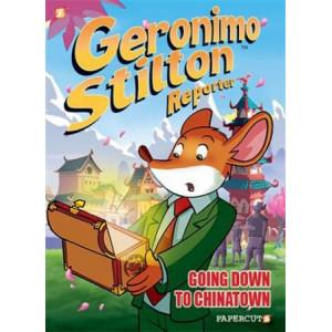 Geronimo Stilton Reporter #7: Going Down to Chinatown