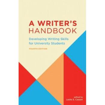 Writer's Handbook: Developing Writing Skills for University Students