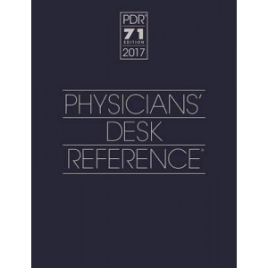 Physicians' Desk Reference 2017