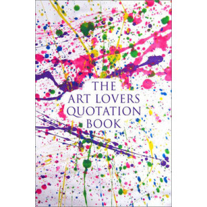 Art Lovers Quotation Book