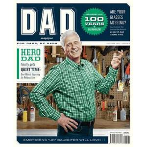 Dad Magazine: America's #1 Magazine for Pop Culture