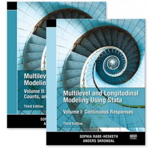 Multilevel and Longitudinal Modeling Using Stata: Volumes I and II (3rd Edition, 2011)