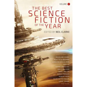 Best Science Fiction of the Year, Volume 2
