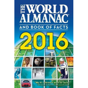 World Almanac and Book of Facts - 2016 edition