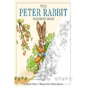 Peter Rabbit Coloring Book: A Classic Editions Coloring Book