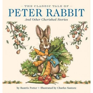 Peter Rabbit Oversized Padded Board Book: The Classic Edition