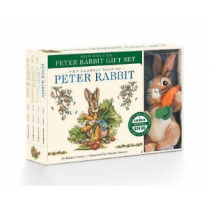 Peter Rabbit Deluxe Gift Set