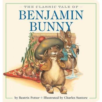 Benjamin Bunny Oversized Padded Board Book