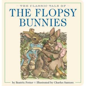 Flopsy Bunnies Oversized Padded Board Book