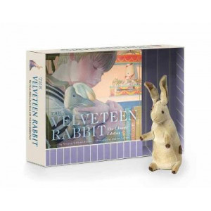 Velveteen Rabbit Plush Gift Set: The classic edition board book + plush stuffed animal toy rabbit gift set, The