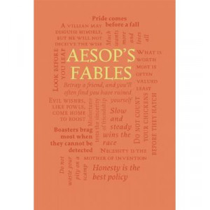 Aesop's Fables (Word Cloud Classics)