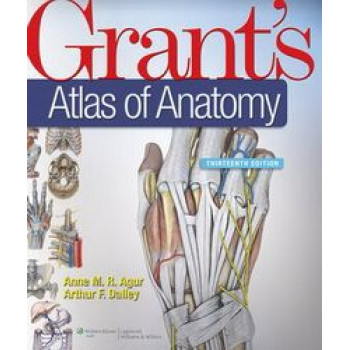 Grant's Atlas of Anatomy 13E