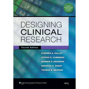 Designing Clinical Research 4E