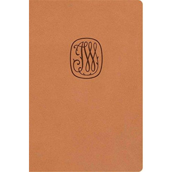 Ceb Wesley Study Bible: Clover Honey Bonded Leather