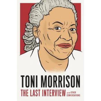 Toni Morrison:  Last Interview