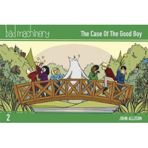 Bad Machinery Volume 2: The Case of the Good Boy, Pocket Edition