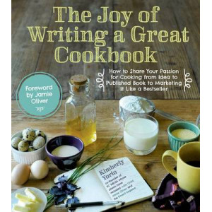 Joy of Writing a Great Cookbook