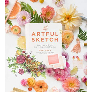 Artful Sketch: Learn How to Create Step-by-Step Artistic Drawings
