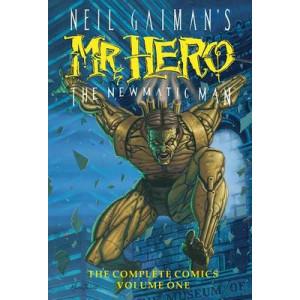 Neil Gaiman's Mr. Hero Complete Comics, Volume 1: The Newmatic Man