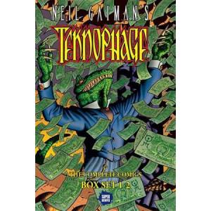 Neil Gaiman's Teknophage Boxed Set: Vols. 1-2