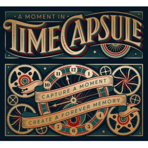 Moment in Time Capsule: Capture the Past to Create a Forever Memory