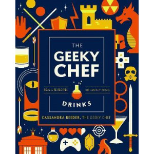 Geeky Bartender Drinks, The