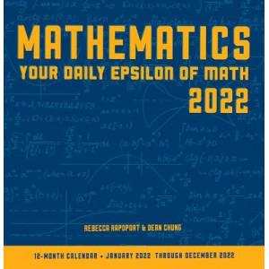 2022 Mathematics Calendar