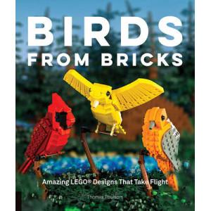 Birds from Bricks: Amazing LEGO Designs That Take Flight