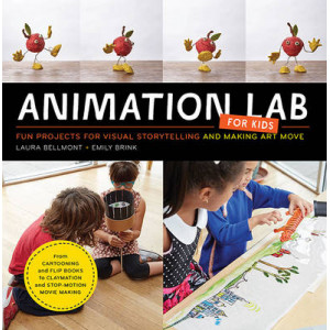 Animation Lab for Kids: Fun Art Projects for Making Stop-Motion Movies