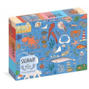 Ocean Anatomy 500 Piece Jigsaw Puzzle