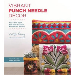Vibrant Punch Needle DeCOR