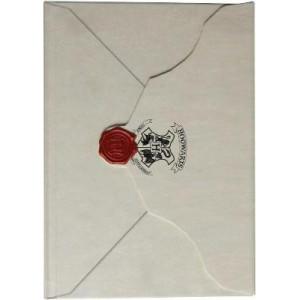 Harry Potter: Hogwarts Acceptance Letter Hardcover Ruled Journal