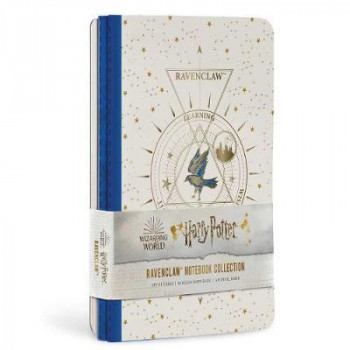Harry Potter: Ravenclaw Constellation Sewn Notebook Collection