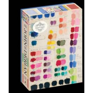 Painter's Palette 1000 Piece Jigsaw Puzzle: John Derian Paper Goods: