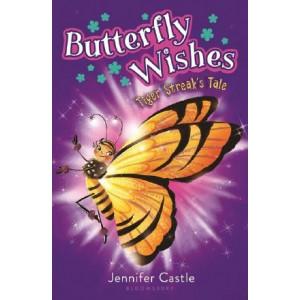 Butterfly Wishes: Tiger Streak's Tale