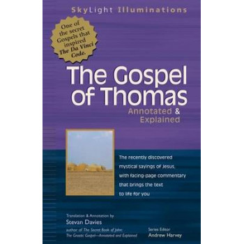 Gospel of Thomas: Annotated & Explained