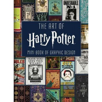 Art of Harry Potter: Mini Book of Graphic Design