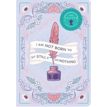 Jane Austen Hardcover Ruled Journal: Words of Wisdom
