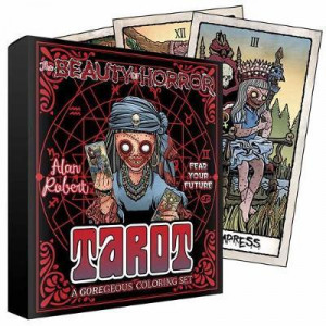 Beauty of Horror,  : Fear Your Future Tarot Deck