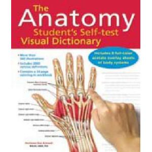 Anatomy Students Self Test Visual Dictionary