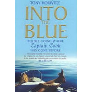 Into the Blue   Boldly Going Where Captain Cook has Gone Before