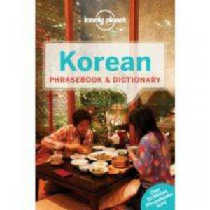 2012 Korean Phrasebook : Lonely Planet